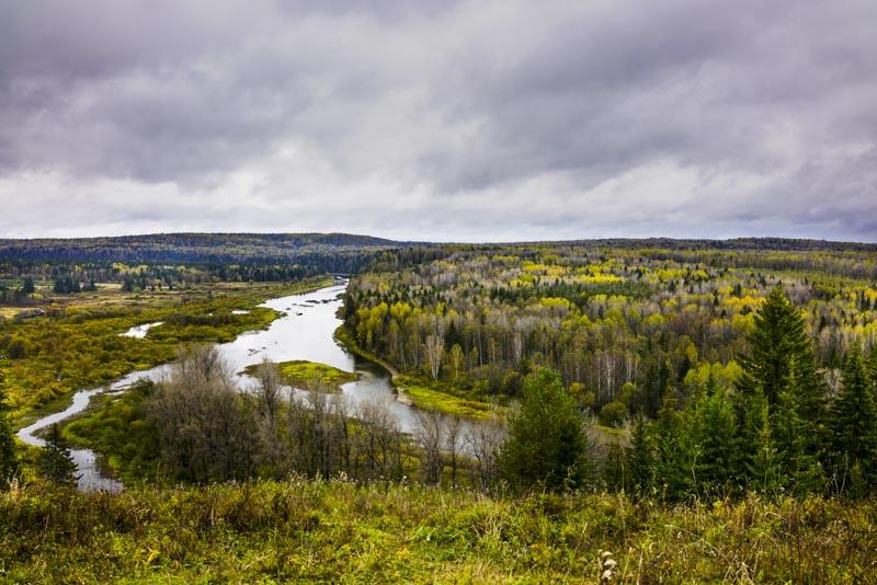 Река Сылва и Зона М