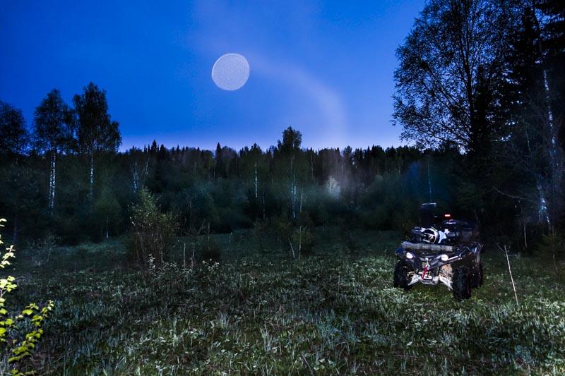 НЛО в Пермской аномальной зоне