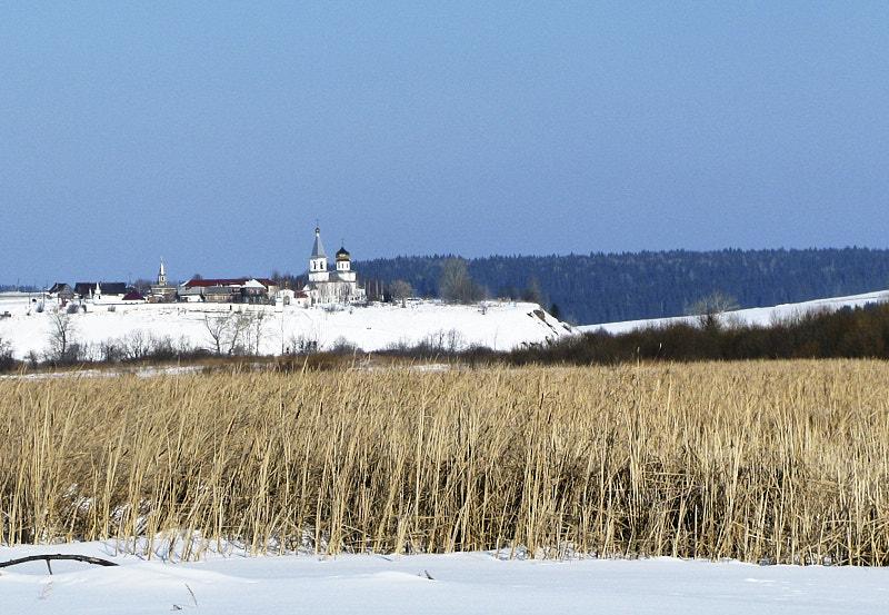 Монастырь на Чусовой