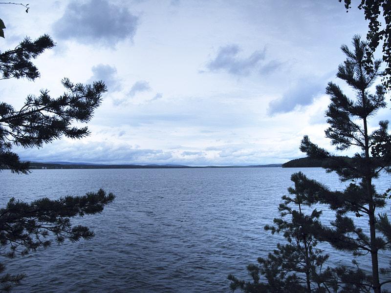 Озера Среднего Урала