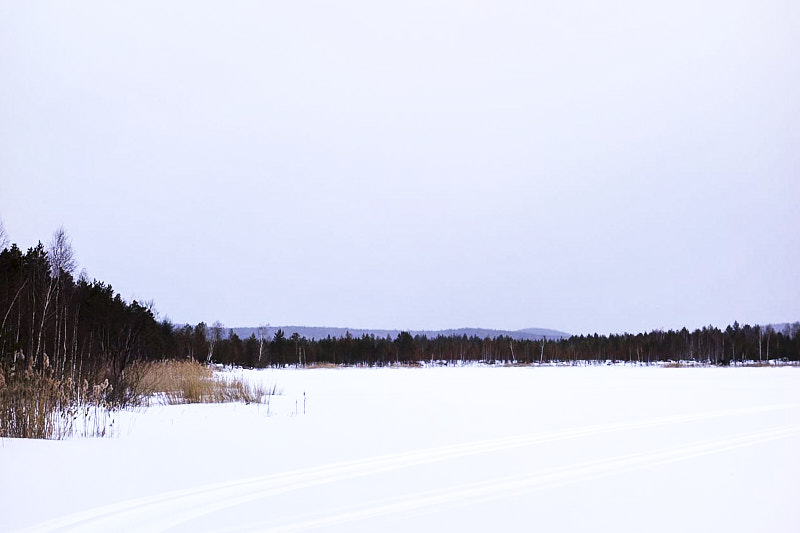 Черновское зимой