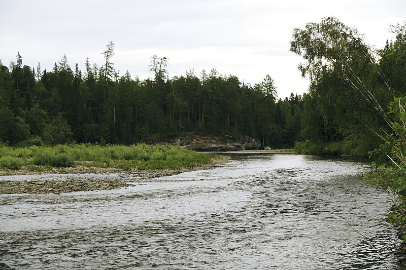 Добраться до реки Вижай