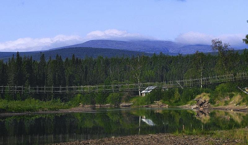 Гора Чистоп