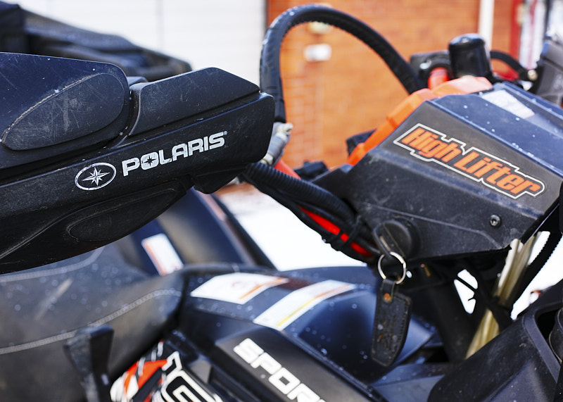 Polaris HighLifter 1000 в Зоне М