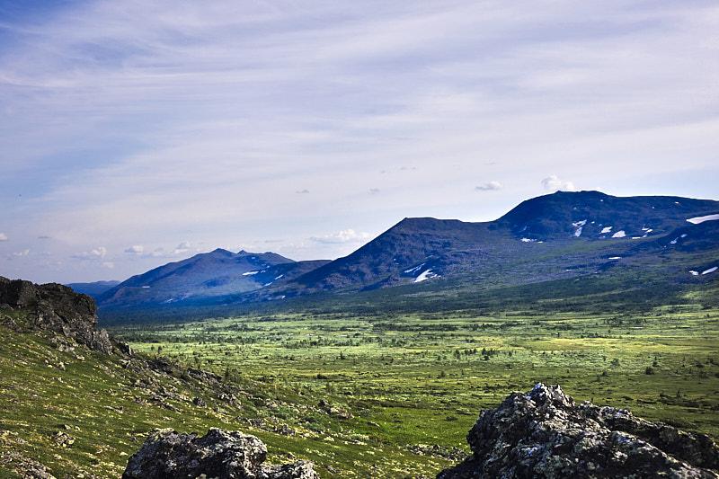 Хребет Ялпынг-Ньёр