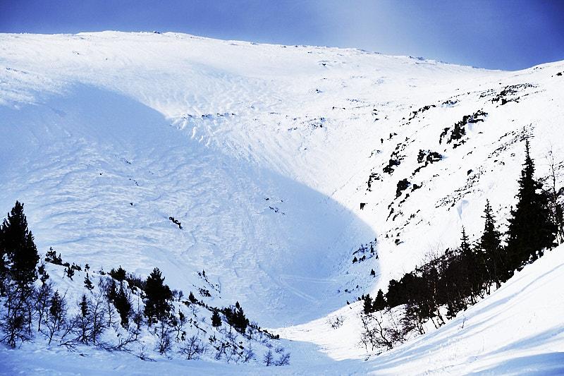 Гора Северный Катышёр
