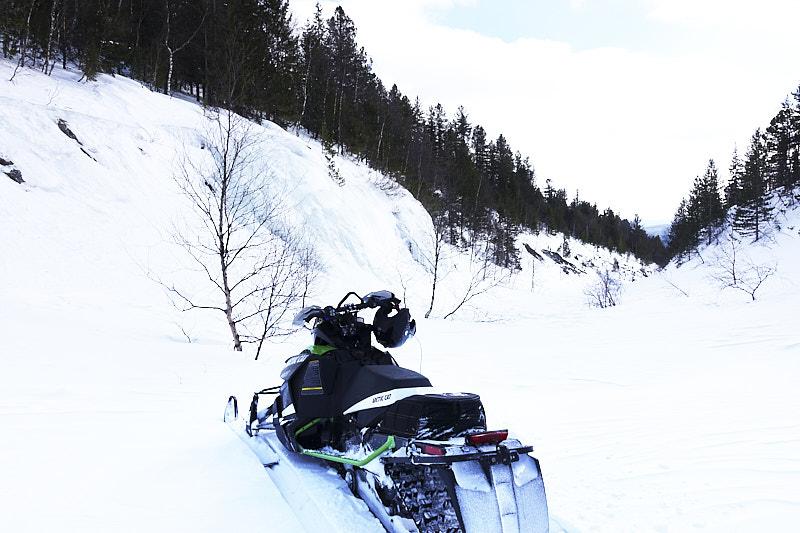 Снегоход Arctic Cat