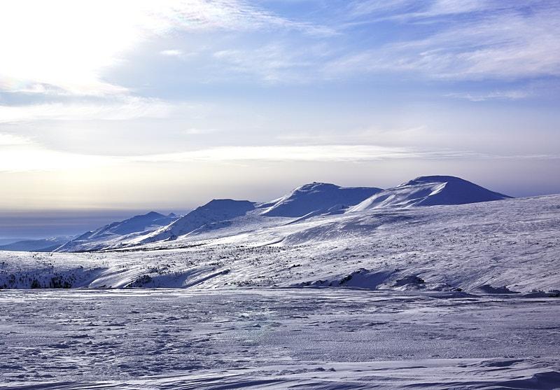 Зимний Хребет Ялпынг-Нёр